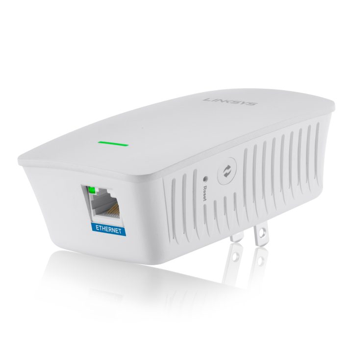 New wireless range extenders from Linksys are now available