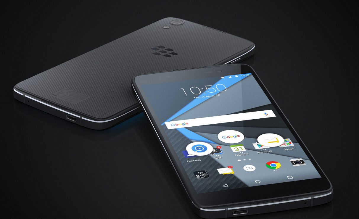 Blackberry DTEK50 is the world's most secure android ...