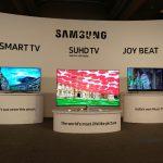 Samsung announces new TV models
