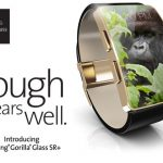 Corning unveils Gorilla Glass SR+ so that your smartwatch can survive that bump