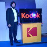 Kodak debuts LED TVs in India