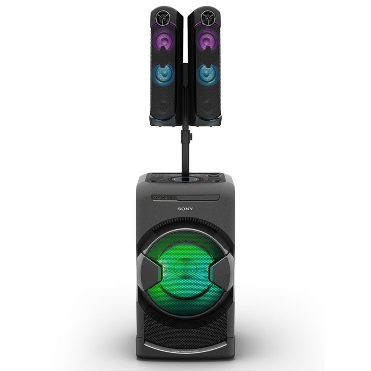 Portable Audio system _Image 2