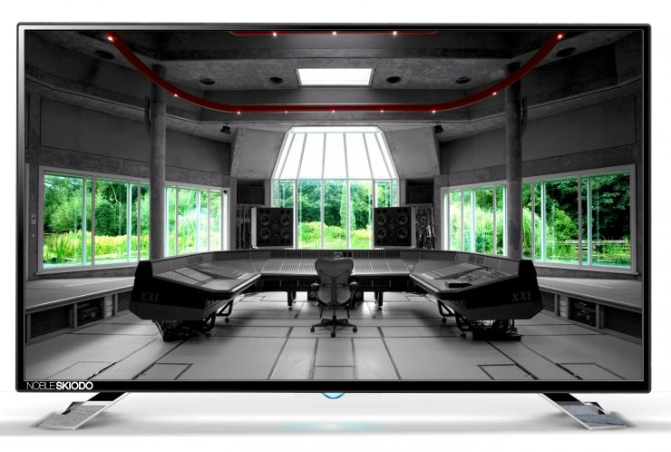 214b9f444 Noble Skiodo launches Bluetooth enabled 55-inch LED TV - Tech Ticker