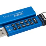 Kingston makes USB drive data secure with DataTraveler 2000