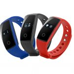 Zebronics ZEB – Fit 500 is a smart band with heart rate monitor
