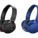 Sony India expands its EXTRA BASS range of headphones