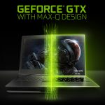 Nvidia Max-Q will shave off the extra flab from gaming laptops