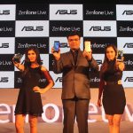 Asus unveils ZenFone Live with live-streaming beautification technology
