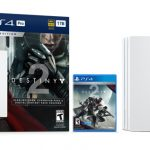 Sony announces bundle with white PS4 Pro