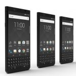 BlackBerry KEYone Limited Edition Black launched in India