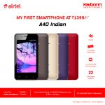 Airtel launches 'Mera Pehla 4G Smartphone' to take on Jio