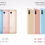 Xiaomi launches Redmi Note 5 and Note 5 Pro