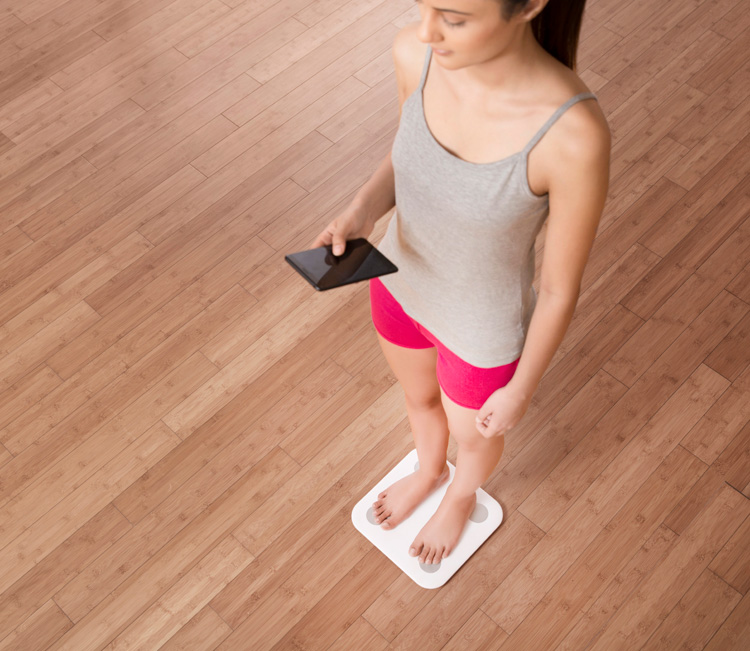 Xiaomi launches its smart scale in india tech ticker for Are smart scales worth it