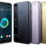 HTC launches Desire 12 and Desire 12+