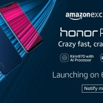 Honor Play gaming smartphone coming August 6