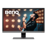 BenQ EL2870U is a 4K HDR monitor focused on video and gaming