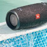 JBL Xtreme 2 is a fully waterproof  Bluetooth speaker by Harman