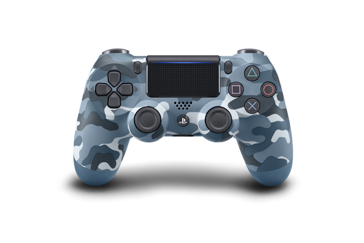 Blue Camouflage DS4