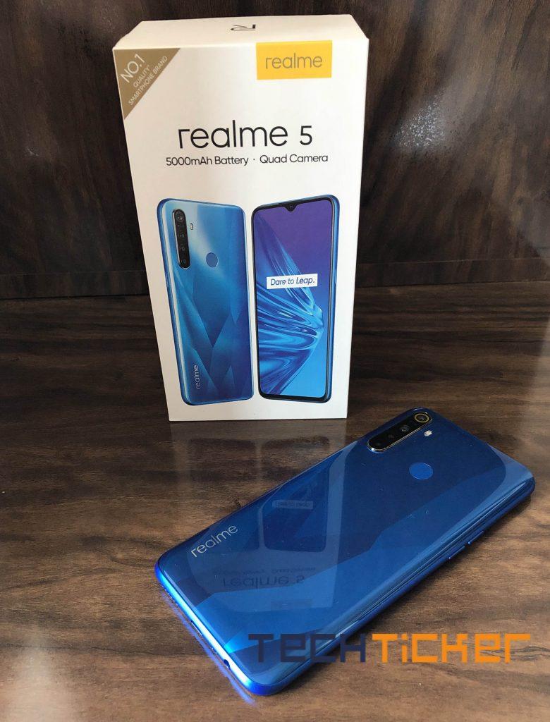 Realme5