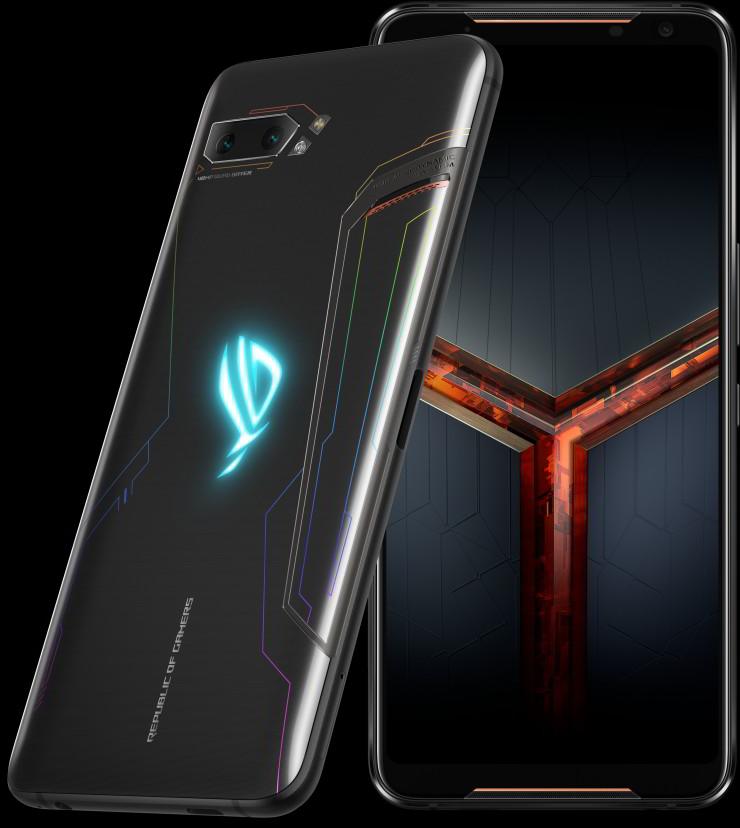 ROG Phone II_ZS660K