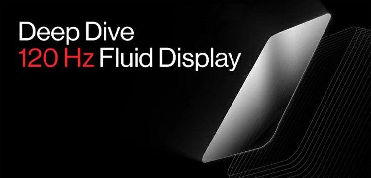 120Hz Fluid Display