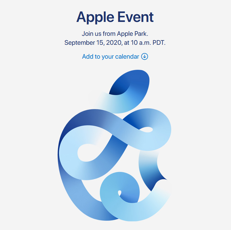 Apple iPhone 12 event teaser