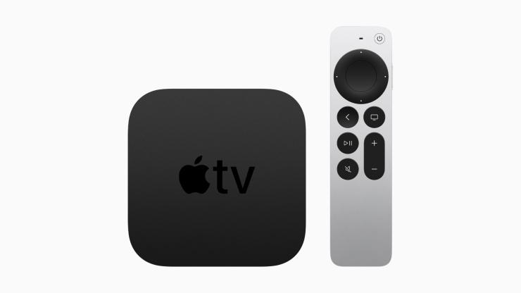 Apple_new 4K TV